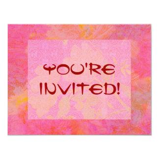 Invitación del Chinoiserie