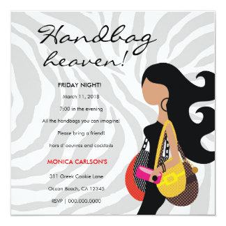invitación del cielo del bolso 311-Fashionista