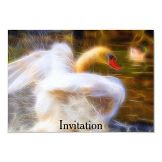 Invitación del cisne