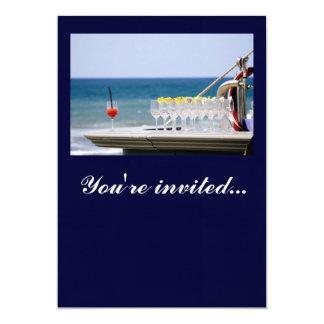 Invitación del cóctel