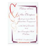 Invitación del compromiso de los corazones