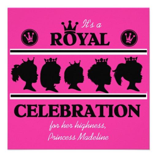 Invitación del cumpleaños de la celebración de la