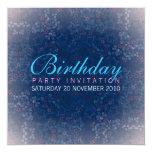 Invitación del cumpleaños de la ducha de la
