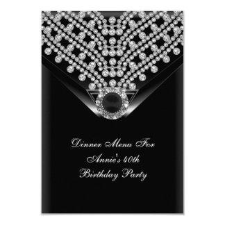Invitación del cumpleaños de RSVP 1Revised Annie