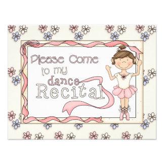 Invitación del decreto de la danza