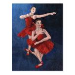Invitación del decreto de la danza postal