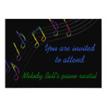 Invitación del decreto de la música