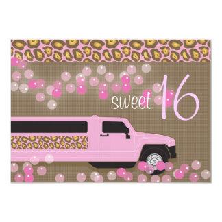 Invitación del dulce 16