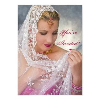 Invitación del encanto - joyería/moda