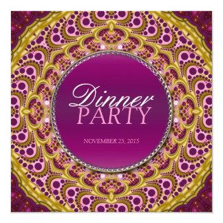 Invitación del este exótica del Special del fiesta Invitación 13,3 Cm X 13,3cm