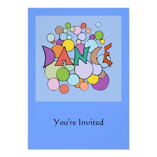 invitación del fiesta