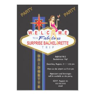 Invitación del fiesta de Bridgette_Bachelorette