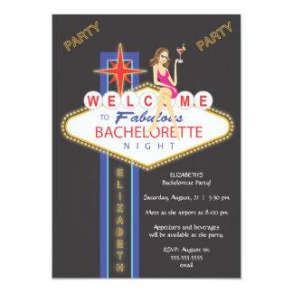 Invitación del fiesta de Elizabeth_Bachelorette