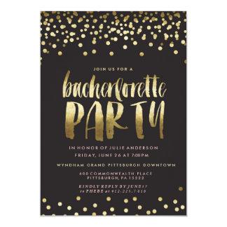 Invitación del FIESTA de la CHISPA BACHELORETTE