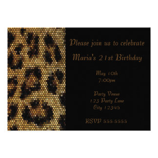 Invitación del fiesta de la chispa de la impresión