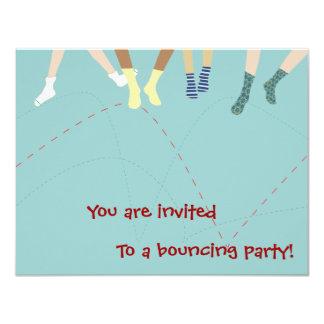 Invitación del fiesta de la despedida