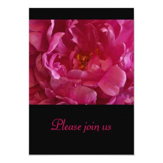 Invitación del fiesta de la tarjeta del día de San Invitación 12,7 X 17,8 Cm
