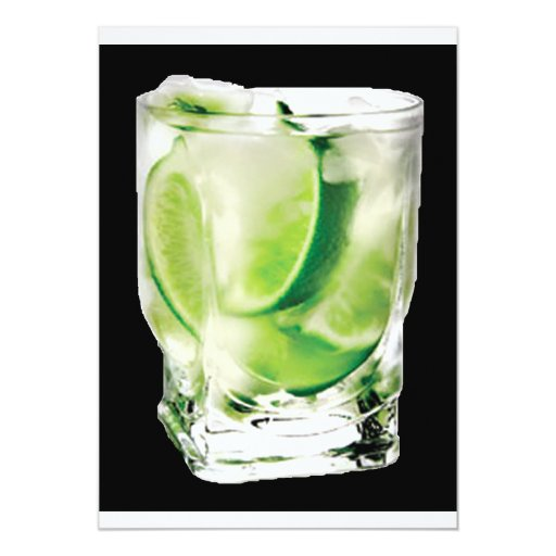 Invitación del fiesta de la vodka