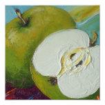 Invitación del fiesta de las manzanas invitación 13,3 cm x 13,3cm