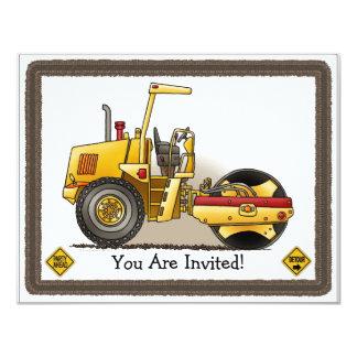 Invitación del fiesta de los niños del equipo del