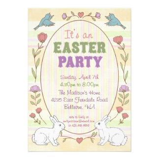 Invitación del fiesta de Pascua
