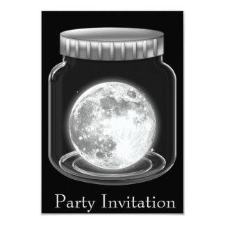 Invitación del fiesta de sorpresa