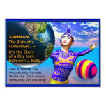 Invitación del FIESTA de XANMAN Invitación 12,7 X 17,8 Cm