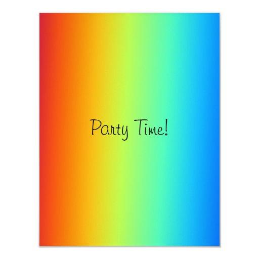 Invitación del fiesta del acontecimiento del