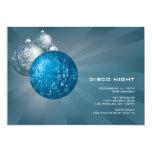 Invitación del fiesta del Año Nuevo de la noche