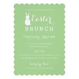 Invitación del fiesta del conejito el | Pascua del