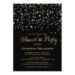 Invitación del fiesta del dulce dieciséis del