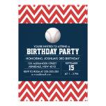 Invitación del fiesta del muchacho del cumpleaños