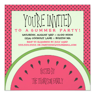 Crea tus propias invitaciones de fiesta de verano y personalízalas con tus colores, diseños y estilos favoritos.