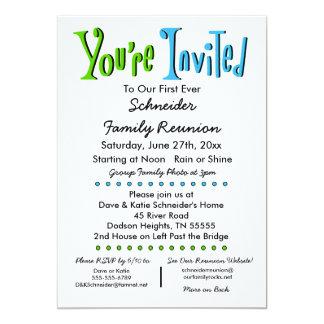 Invitación del fiesta o del acontecimiento de la