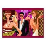 Invitación del fiesta - SRF