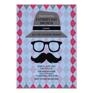 Invitación del inconformista del día de padre