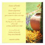 invitación del jardín i