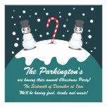Invitación del navidad de Polo Norte