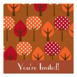 Invitación del otoño