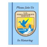 Invitación del retiro de la dirección de pesca y