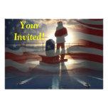 Invitación del retiro de la marina de guerra