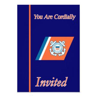 Invitación del retiro de vicealmirante del