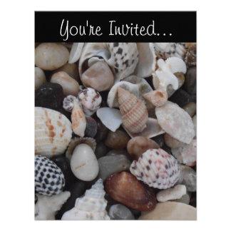 Invitación del Seashell