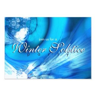 Invitación del solsticio de invierno