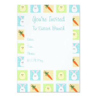 Invitación del trío de Pascua