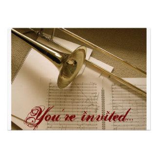 Invitación del Trombone