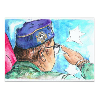 Invitación del veterano