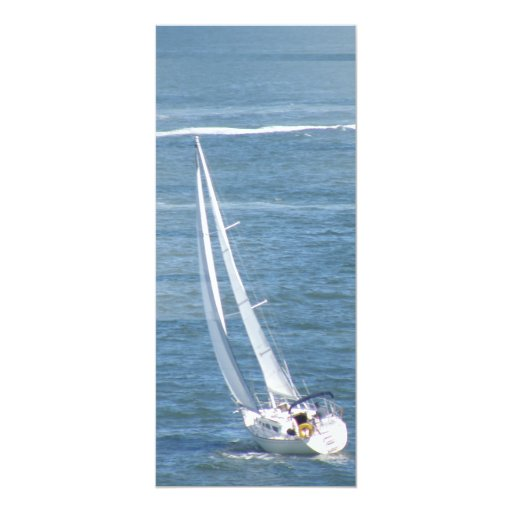 Invitación del viento de la navegación