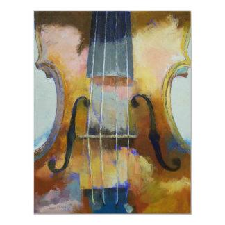 Invitación del violín