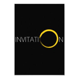 Invitación del Vip de la invitación del fiesta de